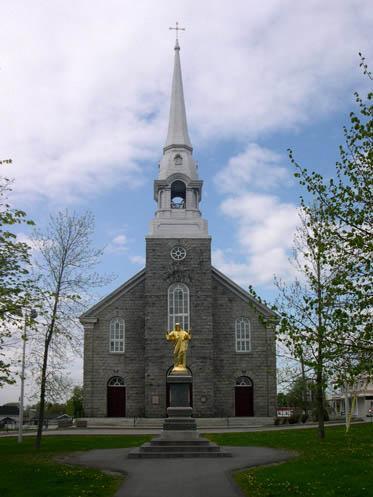 Église St-Éphrem